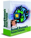 Russell Brunson's Forum Fortunes Post Automation Software